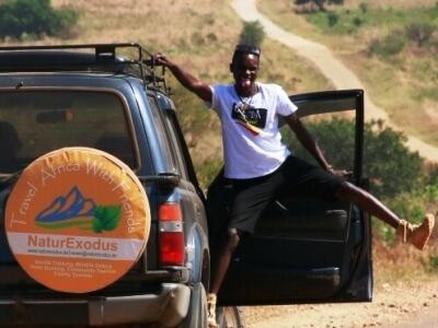 Richard - Uganda Safari Guide