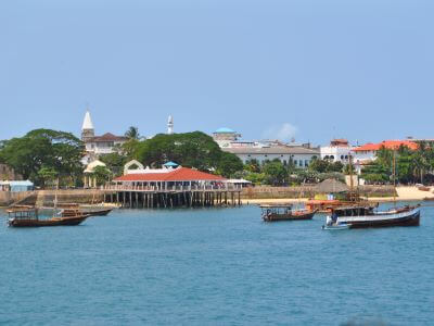 Sansibar Reise